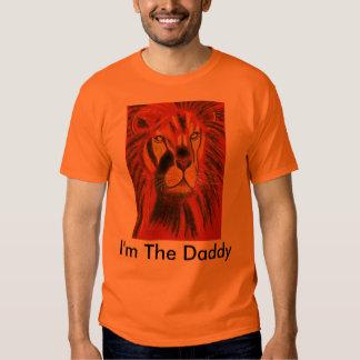 sun lion, I'm The Daddy tee shirt