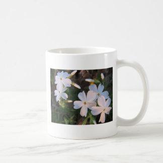Sun lit floral Mug