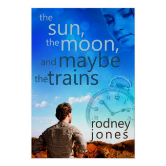 Sun, luna, entrena al poster