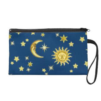 Sun luna y estrellas