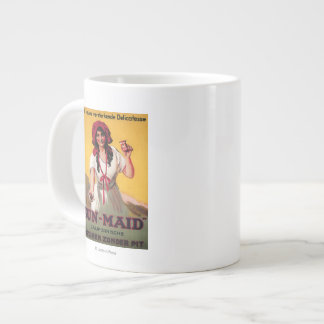 Sun-Maid California Raisin Poster Large Coffee Mug