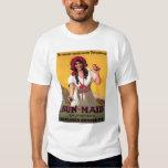 Sun-Maid California Raisin Poster T Shirt