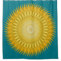 Sun Mandala in Yellow