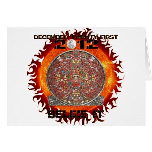 Sun maya tarjetón