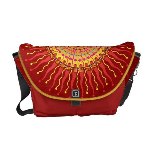 Sun Messenger Bag