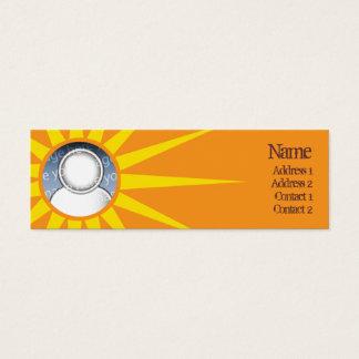 Sun Mini Business Card