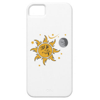 SUN MOON AND STARS iPhone 5 CASE