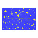 Sun, Moon, and Stars Convey Thy Praise ~ Doddridge Canvas Print