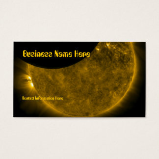 Sun & Moon Business Cards