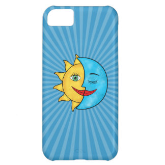 Sun Moon Celestial theme iPhone 5C Cover