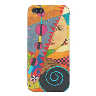 Sun & Moon Cover For iPhone 5