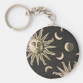Sun & Moon Keychains