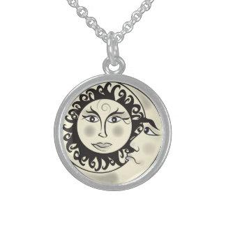 Sun Moon Pendant