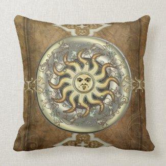 Sun & Moon Pillow
