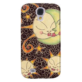 Sun & Moon Samsung Galaxy SIV Cover Samsung Galaxy S4 Cases
