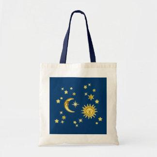 Sun, Moon & Stars Bag