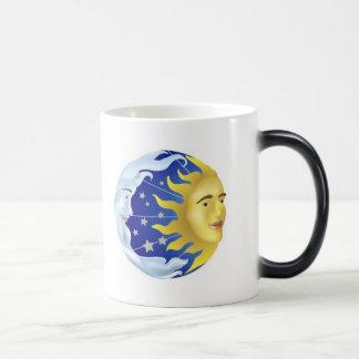 Sun, Moon, Stars Magic Mug