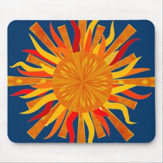 Sun Mouse Pad
