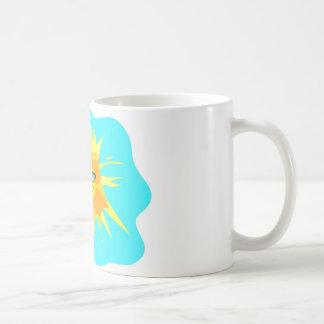 Sun Coffee Mugs
