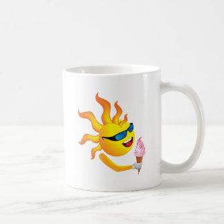 Sun 'n' Ice Cream Coffee Mug
