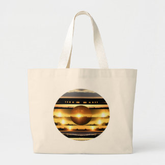 SUN n MOON Artistic Presentation Tote Bag