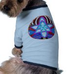 SUN n MOON Artistic Presentation Dog T Shirt