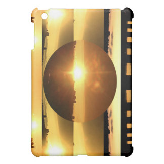 SUN n MOON Artistic Presentation iPad Mini Covers