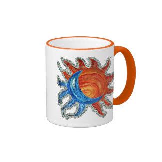 Sun N Moon Coffee Mugs