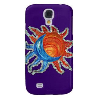 Sun N Moon Samsung Galaxy S4 Cover