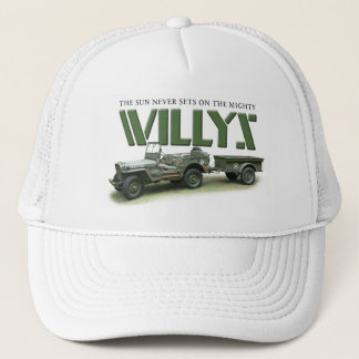 Sun Never Sets on Willys Hat