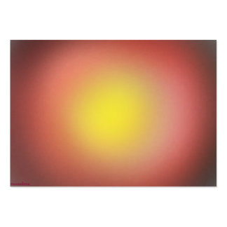 Sun Nova Large Business Card
