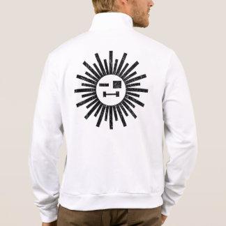 sun of a gun (grunge) printed jackets