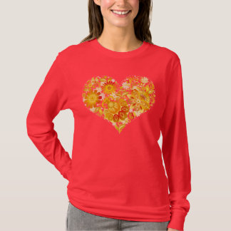 Sun of St. Valentine's day - T-Shirt