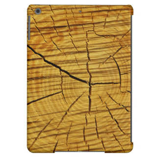 Sun of Wood Cover For iPad Air