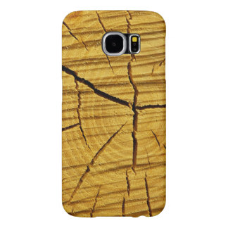 Sun of Wood Samsung Galaxy S6 Cases