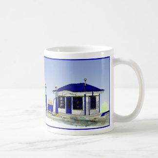 Sun Oil Station Coffee Mug