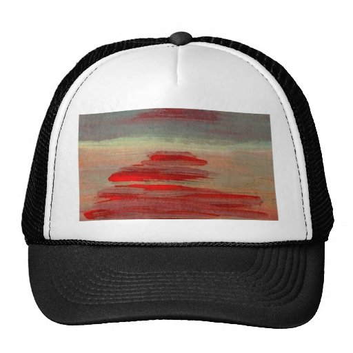 Sun on the water by cricketdiane - 2a trucker hat