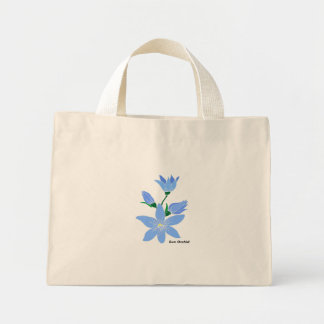 sun-orchid tote bag