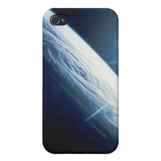 Sun over the Earth iPhone 4/4S Cases