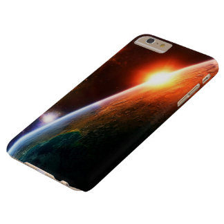 Sun Peaking at Earth iPhone 6 Plus Case