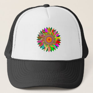 SUN Planet CHAKRA Art:  Source of Life on Earth Trucker Hat