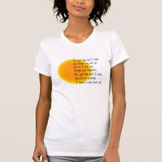 Sun Poem Tshirts