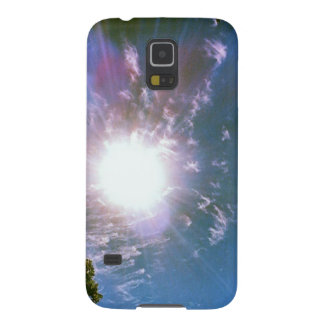 Sun Rays From Above Galaxy S5 Cover