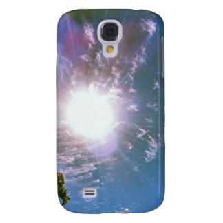 Sun Rays From Above Samsung Galaxy S4 Covers