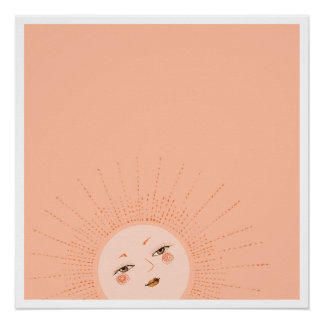 Sun - Rise and Shine (Morning) Poster