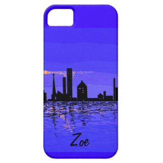 Sun Rise, digital art iPhone 5 Case