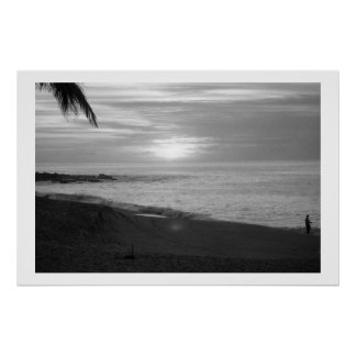 Sun Rise in Cabo Poster