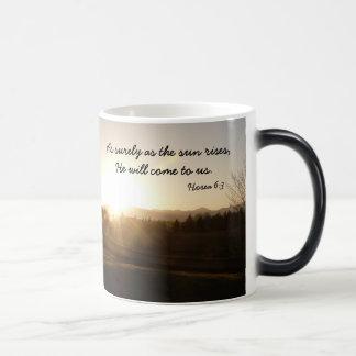 Sun Rise Magic Mug