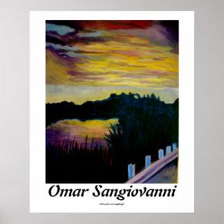 Sun Rise Marco Island Poster
