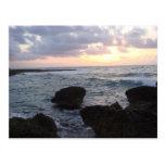Sun Rise on the Riviera Maya Postcard